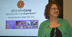 Relive all the fun from MiniCamp 2013 at the Table Mountain Inn