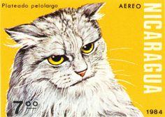 Nicaragua 1984 Cat Stamps