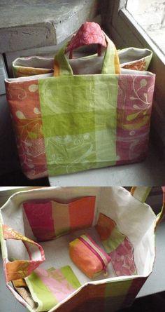 massively big bag tute
