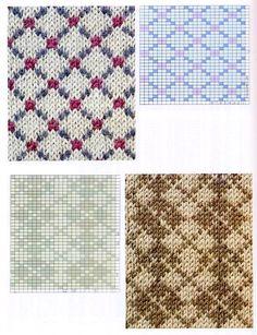 интарсия вязание спицами техника: 2 тыс изображений найдено в Яндекс.Картинках