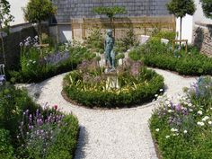 Garden Design by The Hegarty Webber Garden Design Partnership ...