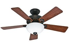 "44"" Ridgefield Five Minute Fan® Model: 51038"