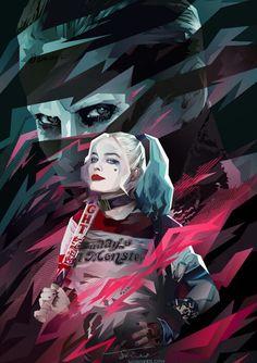 Harley e joker