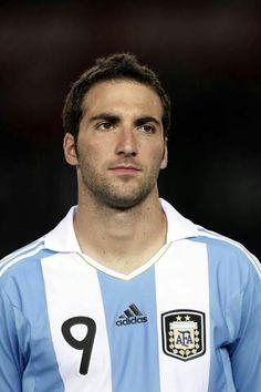 Selección Argentina  Gonzalo Higuaín