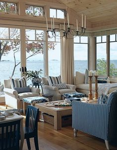 The Inspired Collection: Dreamy Beach House Design