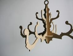 chandelier flat pack style