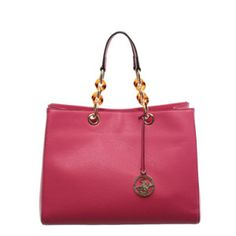 Kabelka Beverly Hills Polo Club 448 - Fuchsia