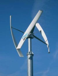Vertical axis wind turbine DO learn clearly and deeply that birds in flight can be protected when we use this innovative, more versatile, and potentially far more efficient VERSION of the windmill (the VAWT over the HAWT). Solar Panel System, Solar Energy System, Solar Power, Developement Durable, Vertical Windmill, Wind Turbine Residential, Windmill Generator, Solar Energy Projects, Energy Harvesting