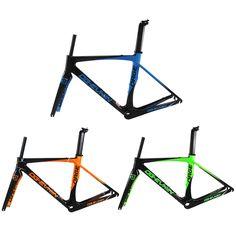 custom road bike frame