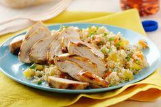 Simple Chicken Quinoa Supper recipe - Kraft Canada