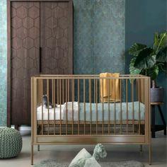 Tips voor style-accessoires, groene kinderkamer - Mamakletst. Home Bedroom, Home Living Room, Kids Bedroom, Baby Room Art, Baby Boy Rooms, Baby Craddle, Home Garden Design, Baby Room Design, Bedroom Color Schemes
