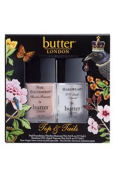 butter LONDON 'Top & Tails' Set