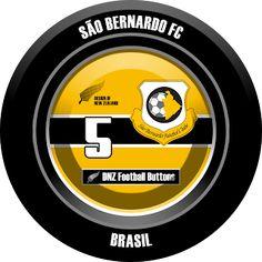 DNZ Football Buttons: São Bernardo FC Mais