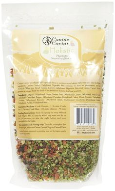 Canine Caviar SynergyDehydrated VeggieMix for Dogs *** Trust me, this is great! Click the image. : Dog Food