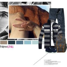 Newchic style - Man's fashion