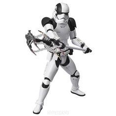 Star Wars Bandai 1/12 Plastic Model : First Order Stormtrooper Executioner #starwars #firstorder stormtrooper excutioner #bandai #plastic model #hypetokyo