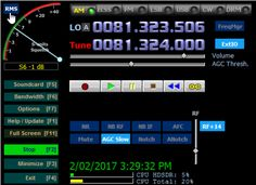 HDSDR Updated to Version 2.76