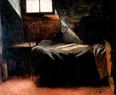 Estudio para primera y ultima comunión (1888)