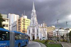 Santago de #Cali #Colombia Cristian Cabrera