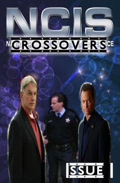 Crossover Series on The Duck : NCIS/LA | ISSUE 1 ~ Cover