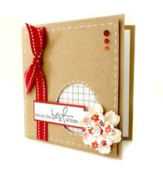 Kraft Friendship Greeting Card by Simply C Boutique, $5.00