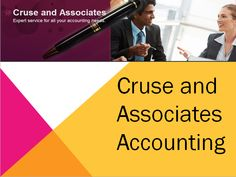 http://www.funnyordie.com/videos/6bd7a40f4c/cruse-and-associates-accounting    Our high quality of personal service is our pride here in Cruse and Associates. Our firm is a dynamic and well -recognized through our group of professional across the world.    Related Content:  http://current.com/groups/cruse-and-associatesaccounting/  http://www.dailymotion.com/video/xwnro7_cruse-and-associates-accounting_news  http://www.ebaumsworld.com/video/watch/83016337/