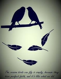 bird philosophy