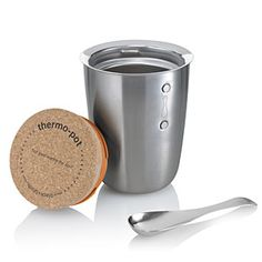 ThinkGeek :: Magnetic Thermopot