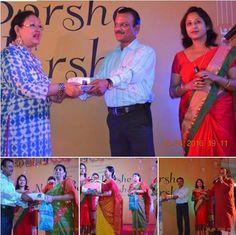 Winner of Radhuni Parodorshini. Winner : Ms. Sangita Dutta 1st Runner Up : Ms. Jayeeta Chatterjee 2nd Runner Up : Ms. Shampa Basu Like and Share with your Friends and Family members...