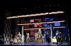 """""""9 to 5: The Musical"""" Set Design by Scott Pask"""