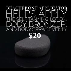 Our beachfront applicator! Don't forget this when getting your other beachfront products from younique.