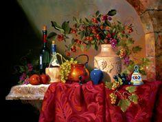 работы художника Fran Di Giacomo – 06