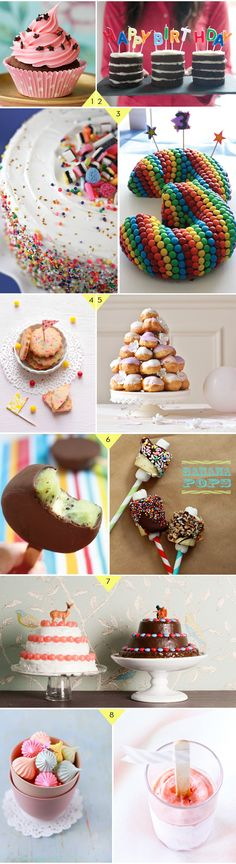 Desserts faciles pour anniversaire