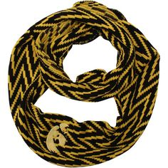 Iowa Hawkeyes Ladies Infinity Chevron Scarf - $37.99