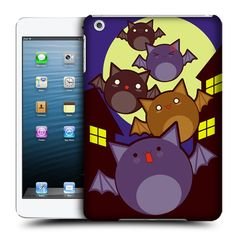 Have your favourite Fright Night stars in their Kawaii form with this collection of Head Case Designs Kawaii Halloween for Apple iPad Mini