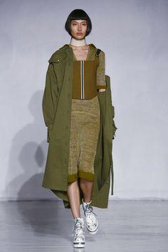 Anne Sofie Madsen Ready To Wear Spring Summer 2016 Paris