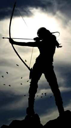 Pinning this one for my Mommy. .  . Sagittarius the archer.