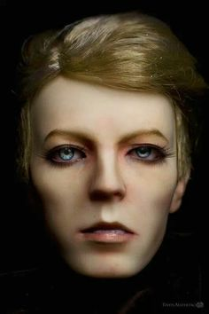David Bowie doll!!