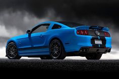 The New Mustang GT500 Could Have Well Over 700bhp - News
