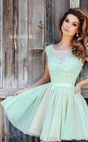Image result for cute backless mint dresses