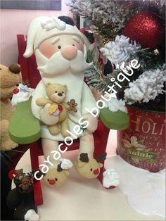 Christmas Pasta, Polymer Clay Christmas, Christmas 2017, Winter Christmas, Christmas Crafts, Christmas Decorations, Xmas, Christmas Ornaments, Holiday Decor