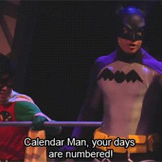 Day 1, Your Fave Starkid Production:Holy Musical Batman! I just really love the cast and everything they brought to the table with this.