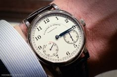 Thoughts On The New A. Lange & Sohne 1815 Up/Down (Full Specs, Live Pics, Official Pricing) — HODINKEE