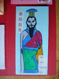 Qin Shi, China