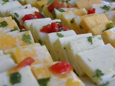 Marinated Cheese: One of the Best Cheese Appetizer Recipes Ever! (One of my favorite recipes.)