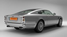 SpeedBack David Brown Automobile