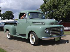 Ford Pickup 1948.
