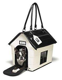 Dog House Purse www.bionicplay.com