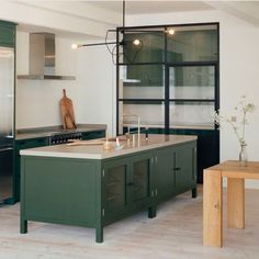 Marcus Design: Design Inspiration | Dark Greens