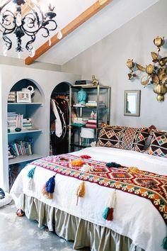 ↝ Especial #DORMITORIOS ↜ #CopiaElLook de estas 5 ideas #decoración #interiorismo